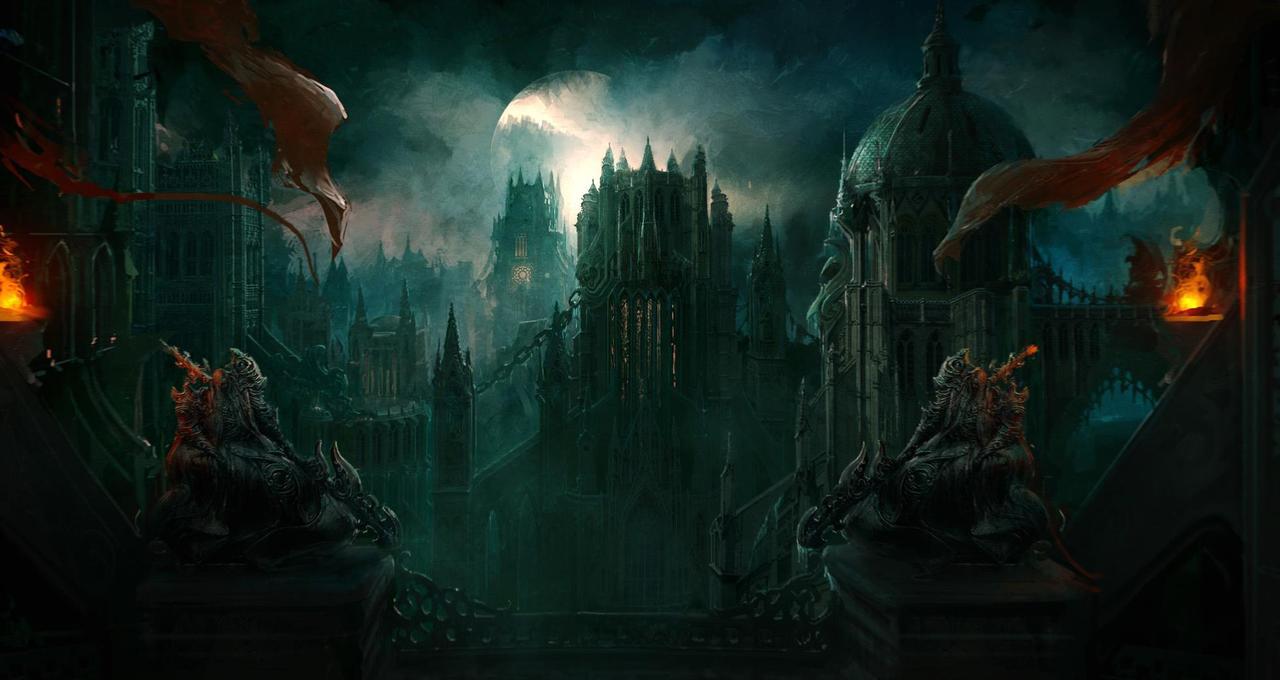 Castlevania : Lords of Shadow 2 Casltevania_dragon_returns