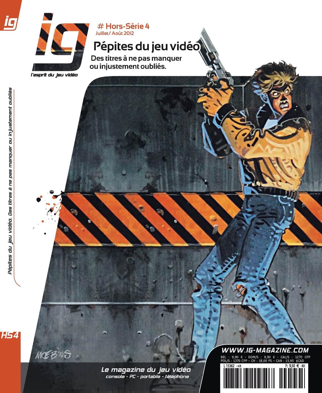 REVUE DE PRESSE - Page 3 Couv_igmagazine4