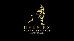 Deus Ex Human Defiance : Du poisson d'avril à la réalité ?