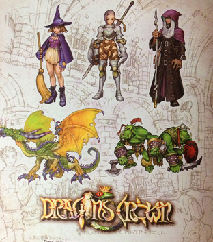 Dragon's Crown... En 1998