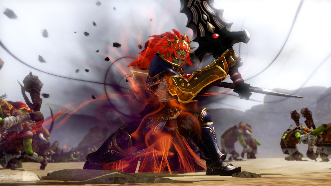 Le roster final de Super Smash Bros. for Wii U / 3DS (Débat/Discussion) - Page 2 Ganondorf_hyrule_warriors