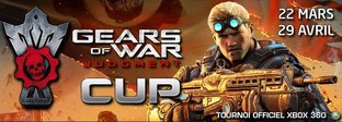 Participez à la coupe de France de Gears of War Judgment