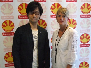 Interview de Hideo Kojima (Metal Gear Solid)