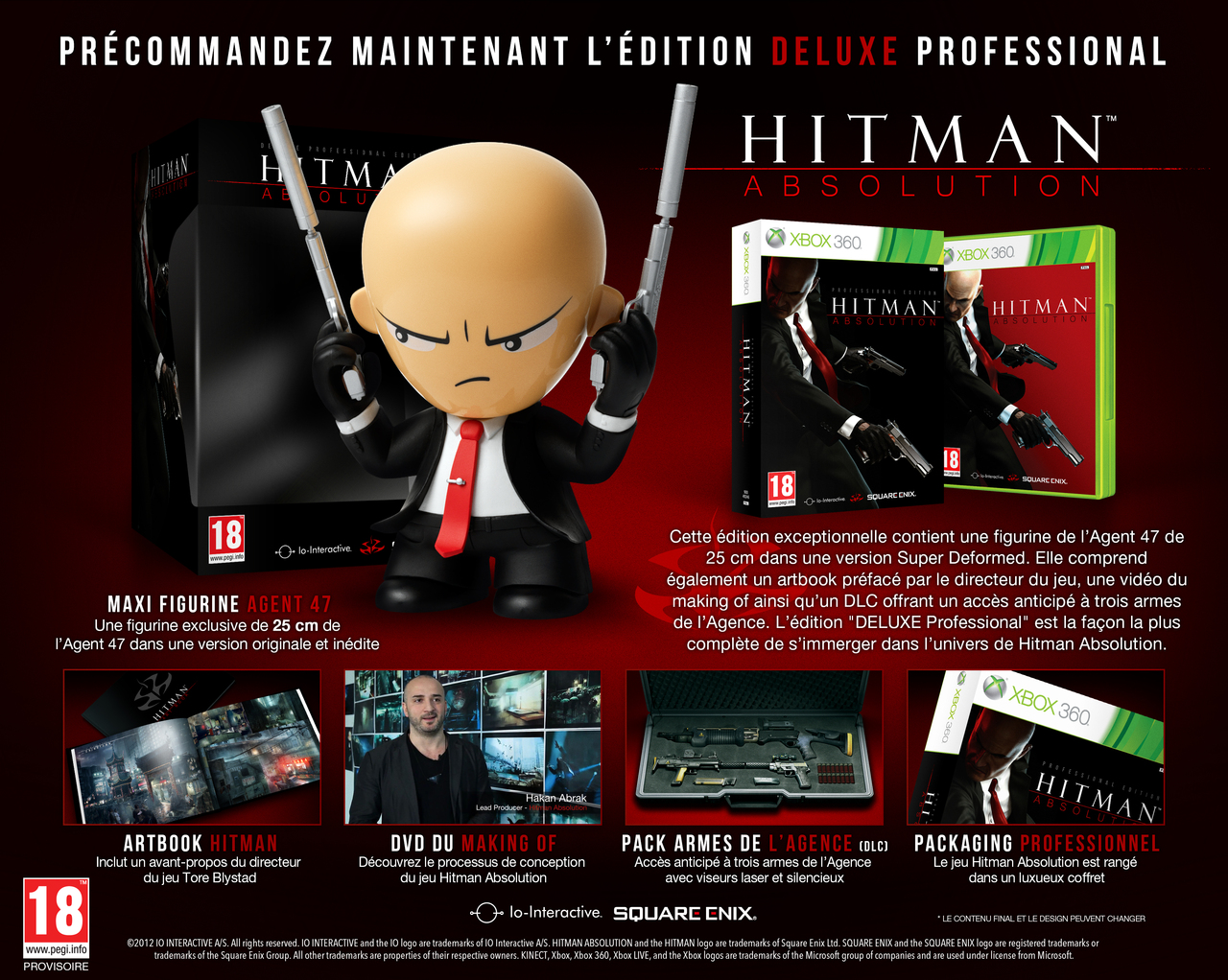 Hitman: Absolution «She Must Be Special» Trailer Hitman_exploded_fr_360