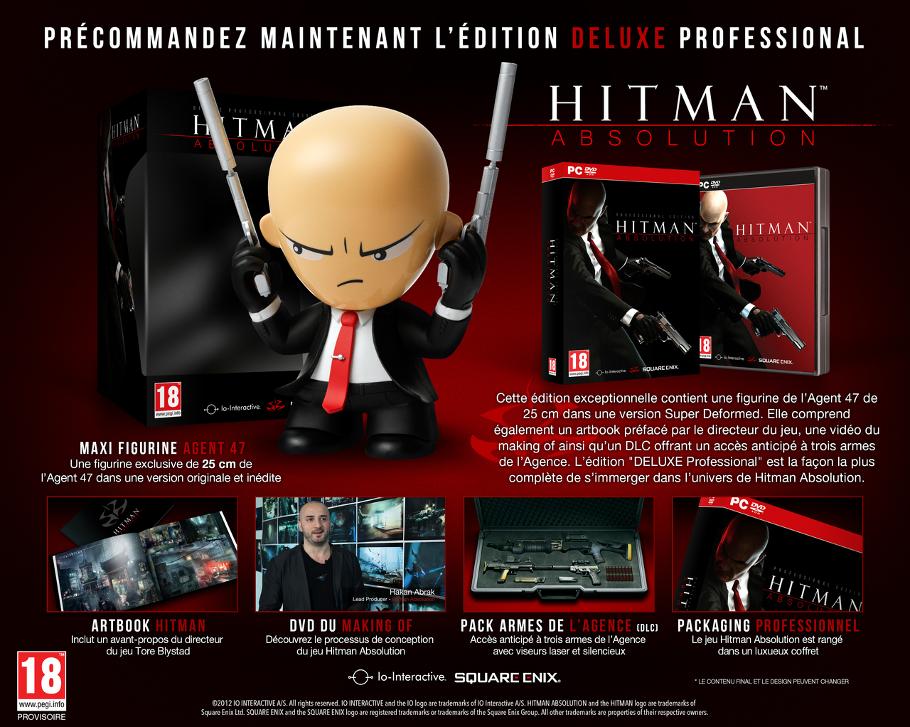 Hitman: Absolution «She Must Be Special» Trailer Hitman_exploded_fr_pc