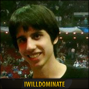 League of Legends : Un joueur professionnel banni définitivement. Iwilldominate