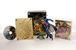 Une collector en or pour Jojo's Bizarre Adventure All Star Battle