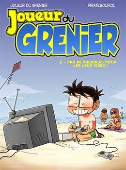 Le Joueur du Grenier revient en BD