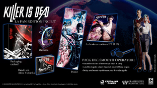 La Fan Edition de Killer is Dead