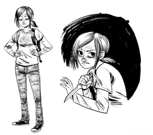 The Last of Us : Premières images du comics