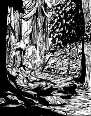 The Last of Us: Premières images du comics