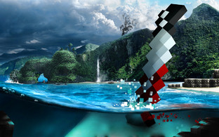 "Minecraft : Un pack de ""folie"", spécial Far"