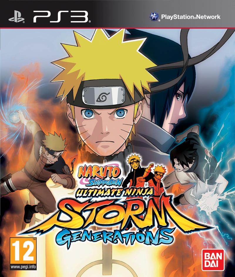 Naruto Shippuden Storm Торрент
