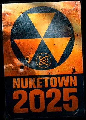 Call Of Duty Black OPS 2 Nuketown2025