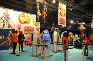 Record d'affluence pour le Paris Games Week