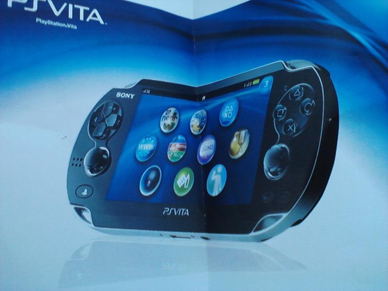 Sony - Vita PSP_VITA-1