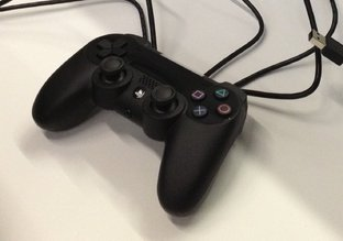 PS4 : Une nouvelle photo du pad