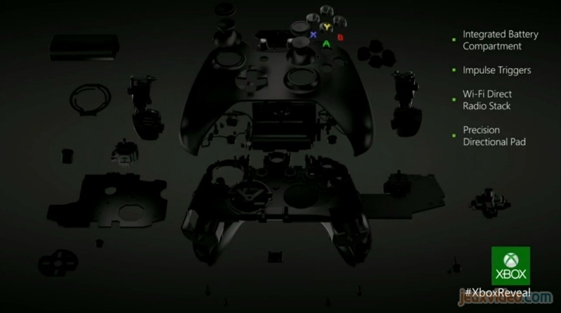 XBOX ONE, la 3° XBOX (Microsoft) Pad_xboxone