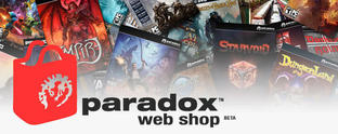 Les jeux Paradox à moitié prix