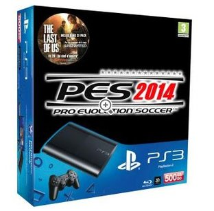 Pack PS3 PES 14 + The Last of Us