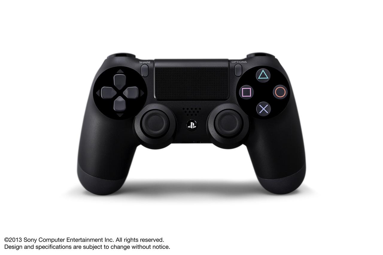 ps4 pad 1 - La Playstation 4 est dévoilée! [analyse et revue de presse]