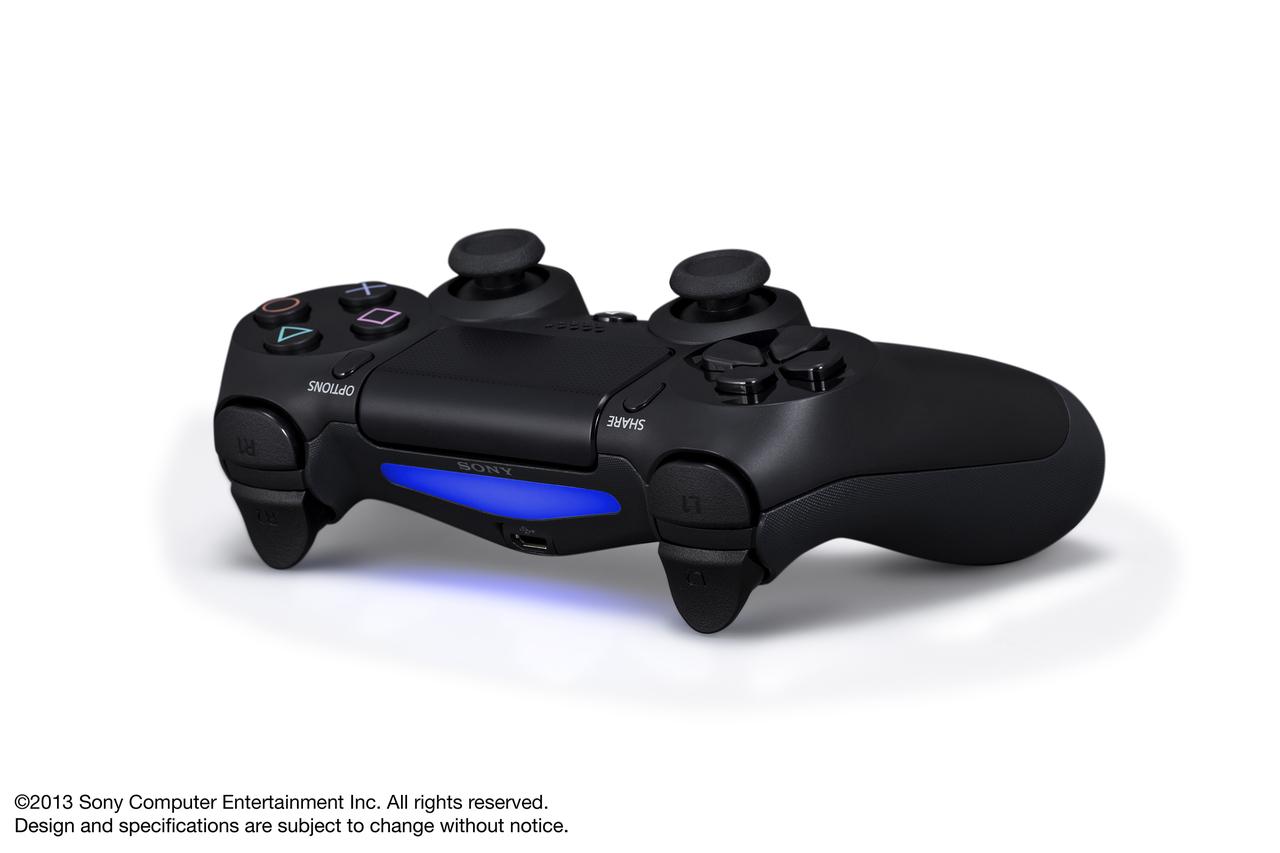 ps4 pad 2 - La Playstation 4 est dévoilée! [analyse et revue de presse]