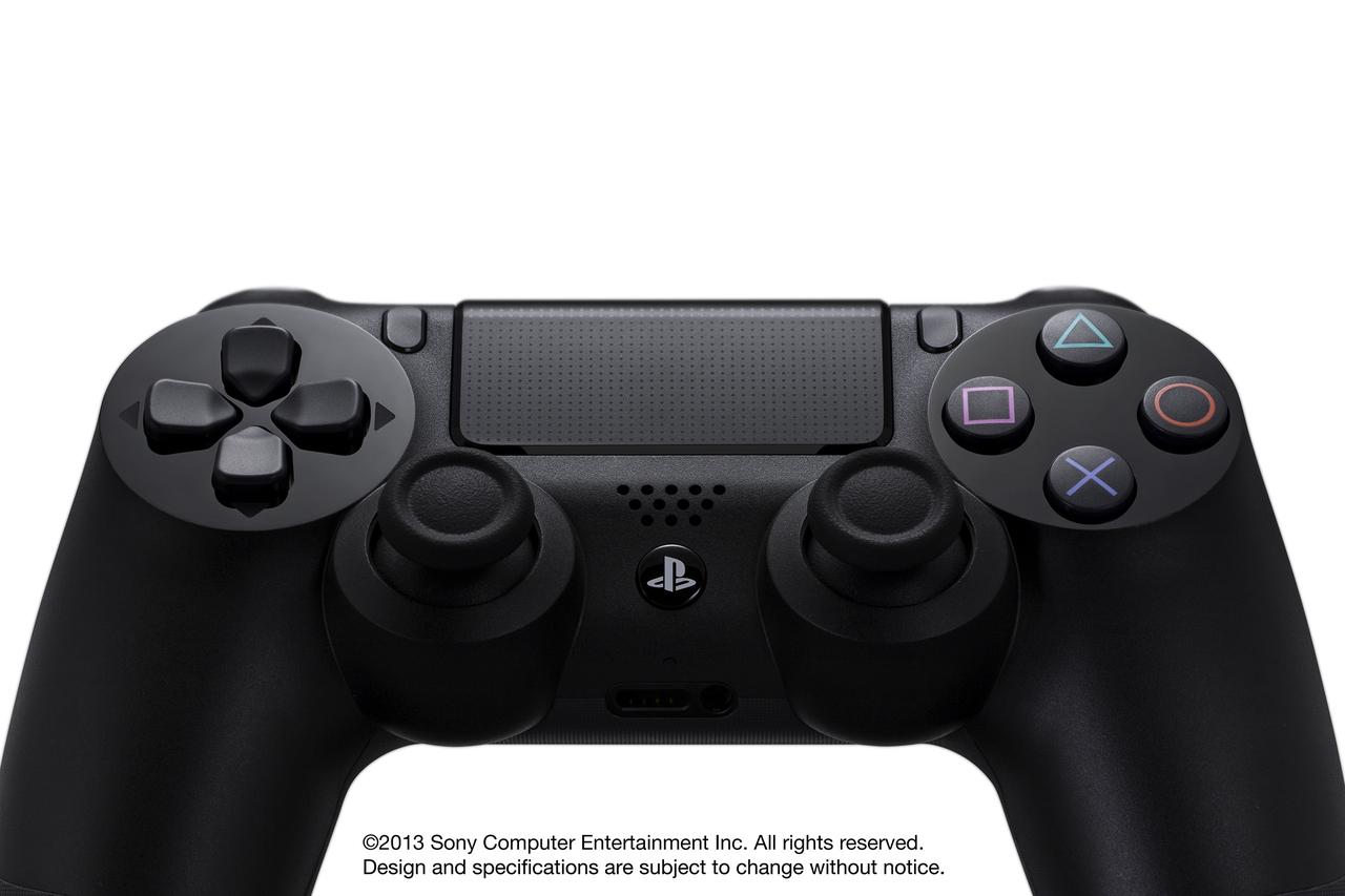 ps4 pad 6 - La Playstation 4 est dévoilée! [analyse et revue de presse]