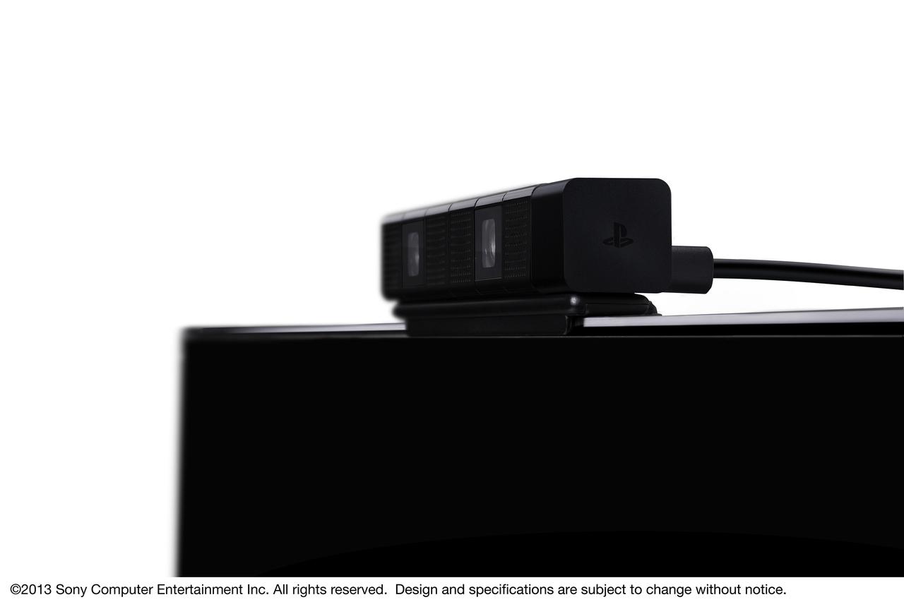 ps4 camera 2 - La Playstation 4 est dévoilée! [analyse et revue de presse]