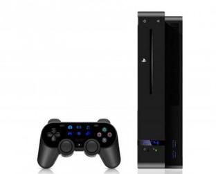 Une photo de la PS4 ?