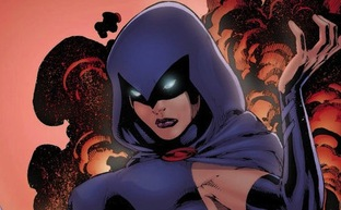Raven présente dans Injustice : Les Dieux sont Parmi Nous