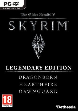 Skyrim : Une édition Légendaire ?