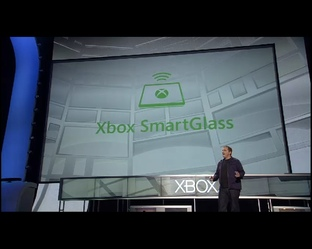 E3 2012 : L'application Smart Glass dévoilée