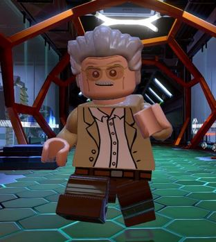 Stan Lee sera dans LEGO Marvel Super Heroes