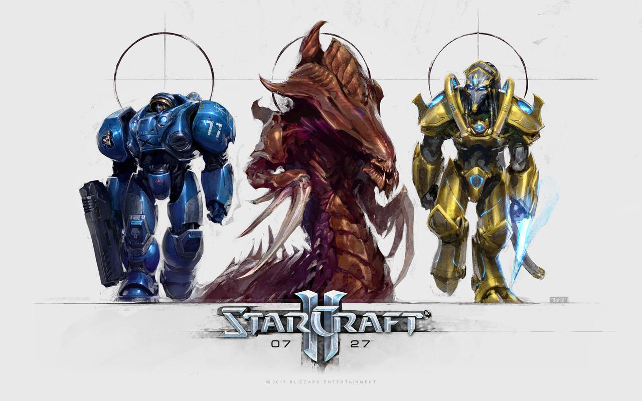 Starcraft 2 : 25 % d'XP supplémentaire jusqu'au 27 juillet. Starcraft-1