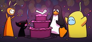 Steam disponible sur Linux