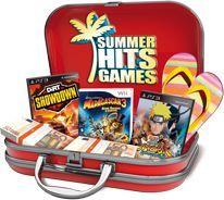 Résultats du concours Summer Hit Games 2012
