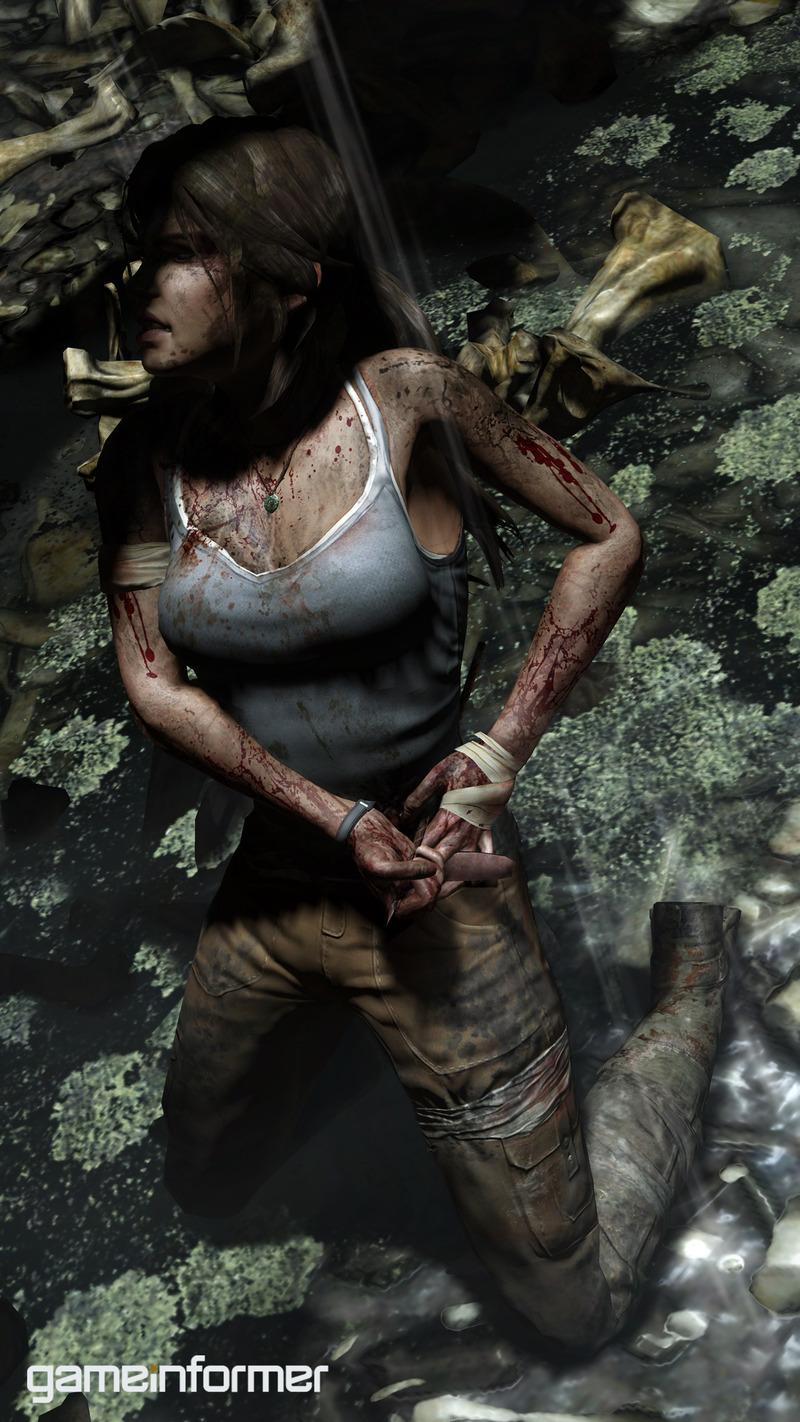 images du prochain tomb raider par les créateurs de final fantasy Tomb_Raider_Screen_13