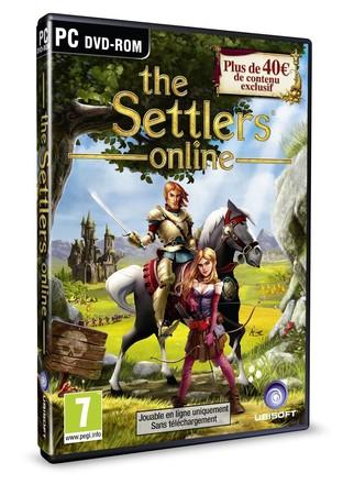 The Settlers Online bientôt en version boîte