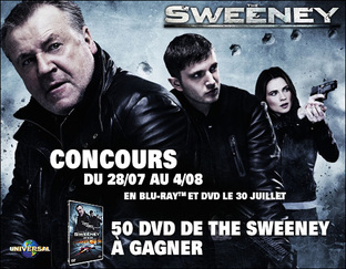 Résultats du concours The Sweeney