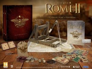 Total War Rome 2 : Une date et une édition collector