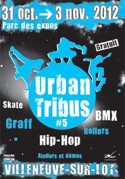 Urban Tribu, le festival de Villeneuve-sur-Lot
