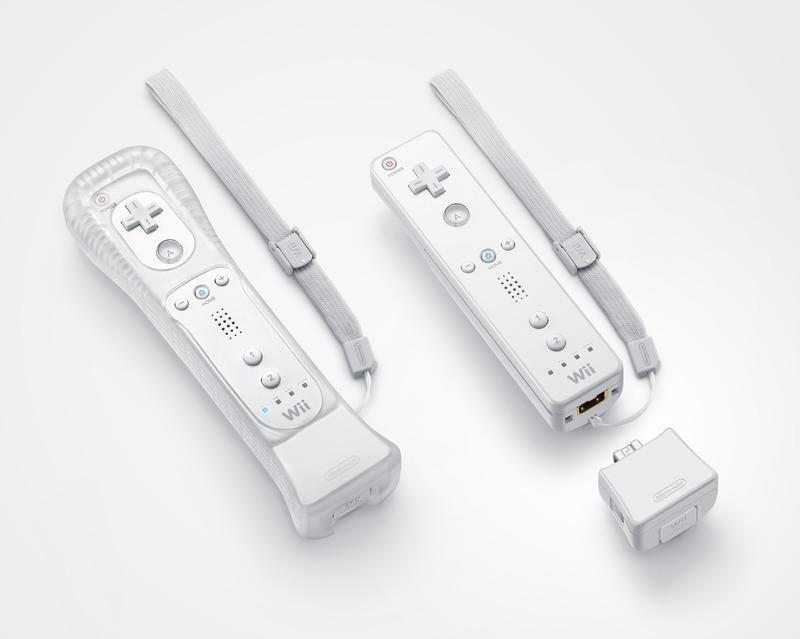 Le Wii motion plus