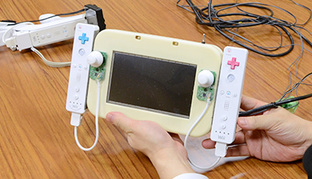 La naissance du GamePad Wii U