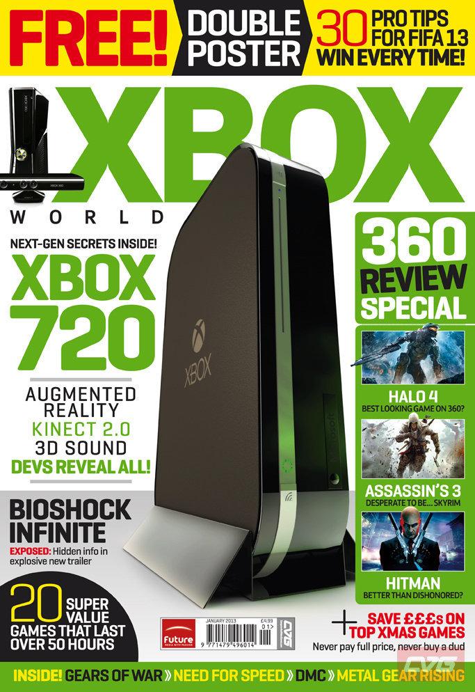 Xbox 3   Les sp  233 cificit  233 s d  233 voil  233 es  Xbox 3