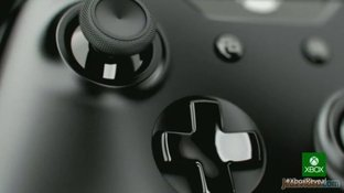 Xbox One : Les boutons Menu et View de la manette