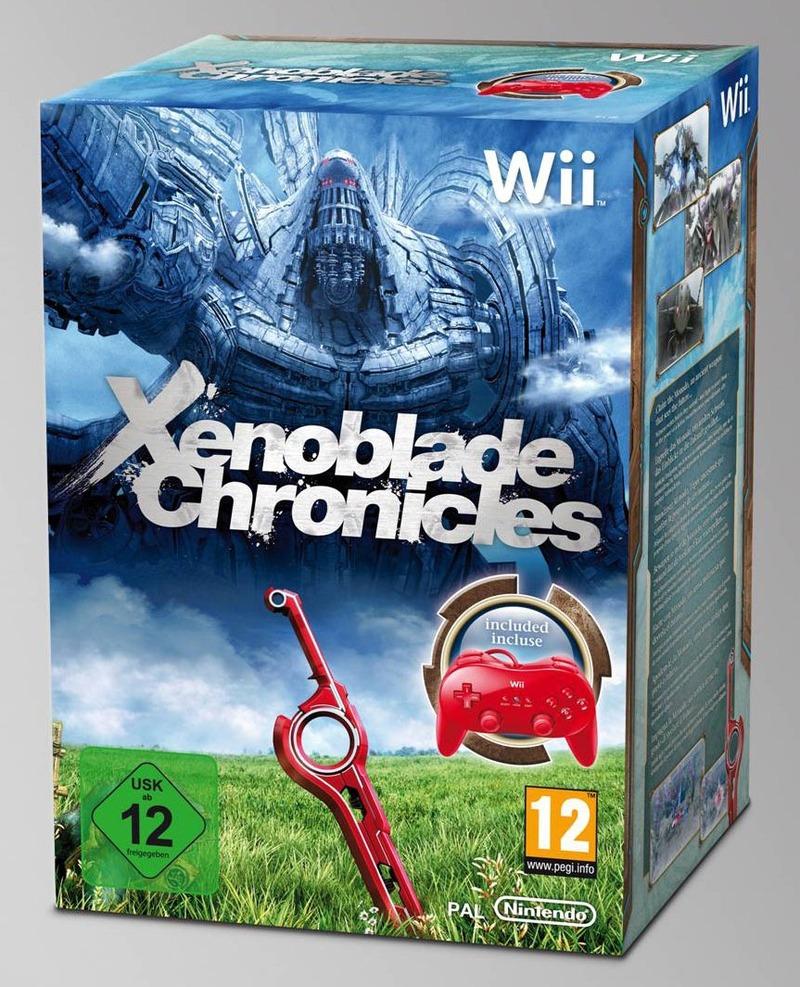 Xenoblade Chronicles en septembre
