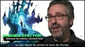 Making of : Epic Mickey : Le Retour des Héros - Behind The Scenes