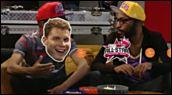 Making of : NBA 2K13 - Blake Griffin chez les Lucas Bros