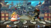 Making of : PlayStation All-Stars Battle Royale - Détail du gameplay