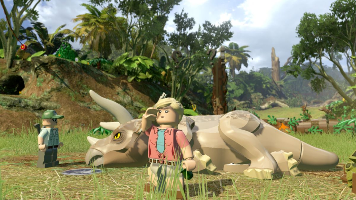 Des Bande Partout Lego Jurassic World Dinos Annonce kZuTOPliwX